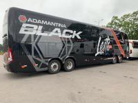 Expresso Adamantina renova frota com novos ônibus DD 15 metros Leito Total