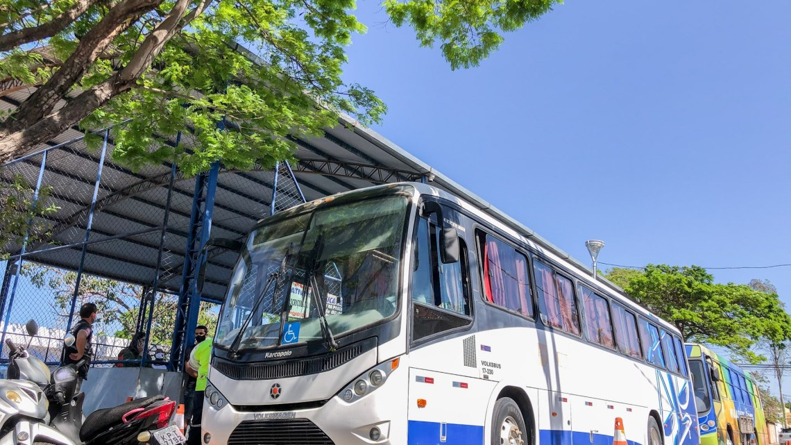 RJ: Ônibus de Testagem Itinerante para Covid-19 volta ao Parque São Matheus em Campos