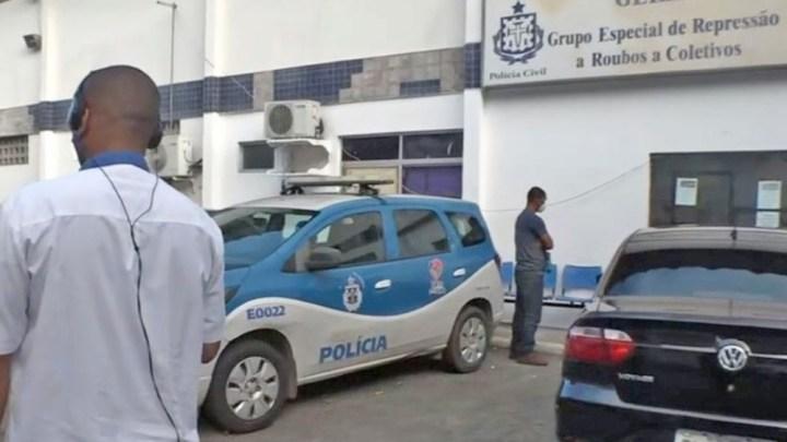Salvador: Ônibus é assaltado na região da Capelinha do São Caetano