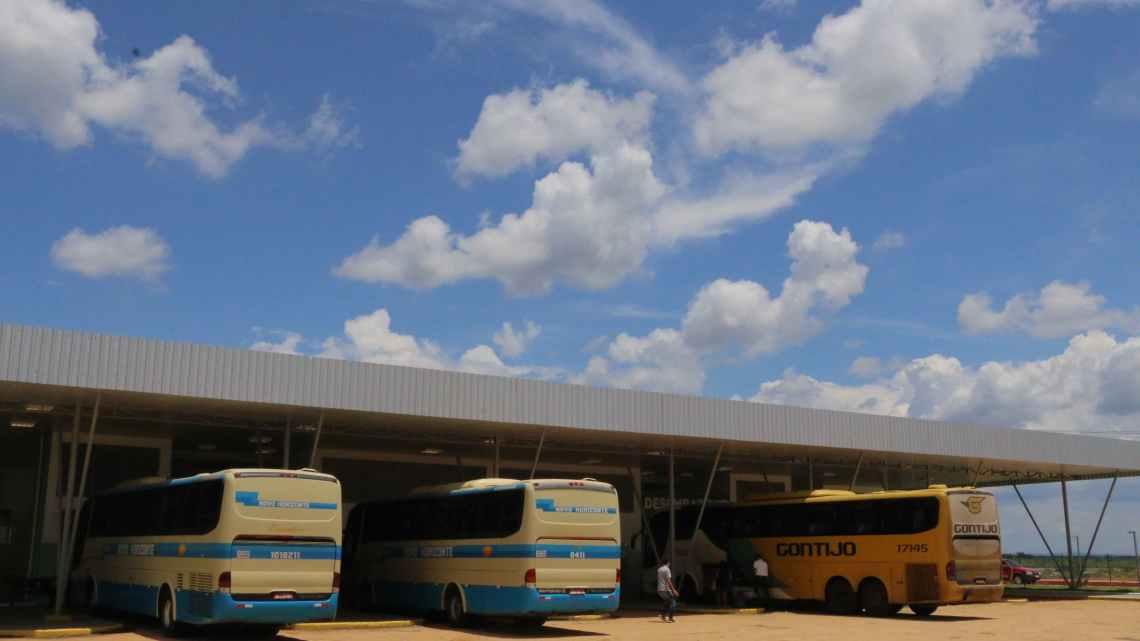 BA: Nova Rodoviária de Bom Jesus da Lapa segue operando e chama atenção de passageiros