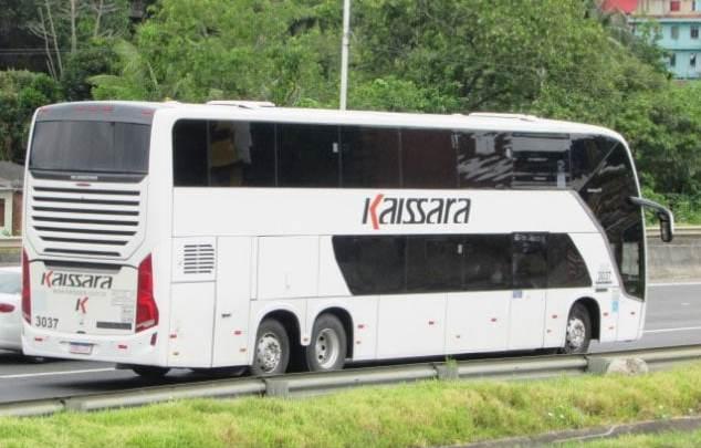 ES: Passageiros do trecho Vitória x BH x Vitória optam por ônibus leito e DD