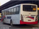 RJ: Sem fiscalização do DETRO, ônibus da Tinguá circulam com vários problemas – Vídeo