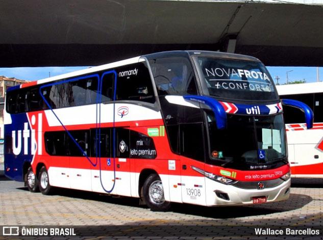 Belo Horizonte: Rodoviária  registra grande movimento de passageiros nesta segunda-feira