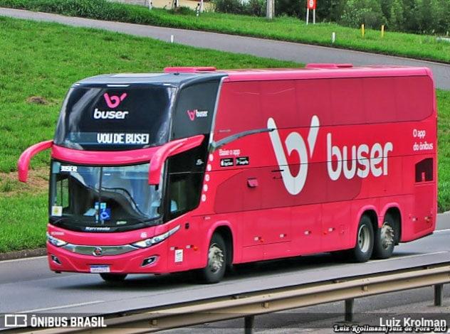 Rio: Justiça impede agências de turismo de usarem a Buser para viagens regulares