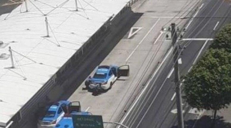Rio: Ação de criminosos suspende a circulação de ônibus em Madureira nesta manhã