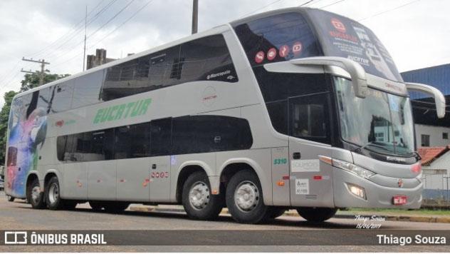 Manaus: Ônibus da Eucatur é impedido de sair da cidade com destino a Boa Vista