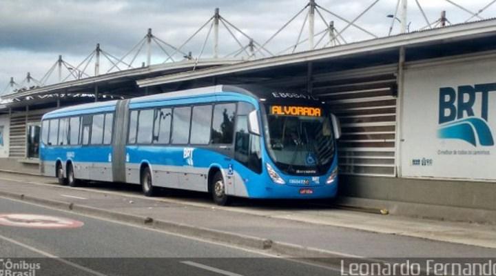 Rio: SMTR promete fiscalização mais intensa no BRT afim de se evitar aglomerações