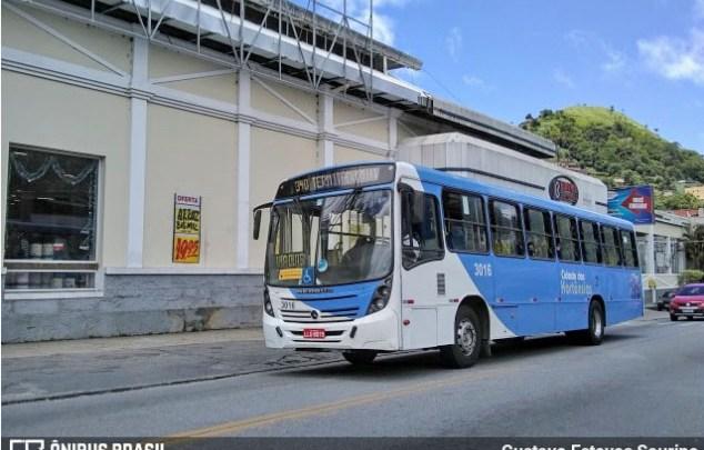 RJ: Petrópolis anuncia mudança de ônibus de ônibus para o Museu Imperial temporariamente