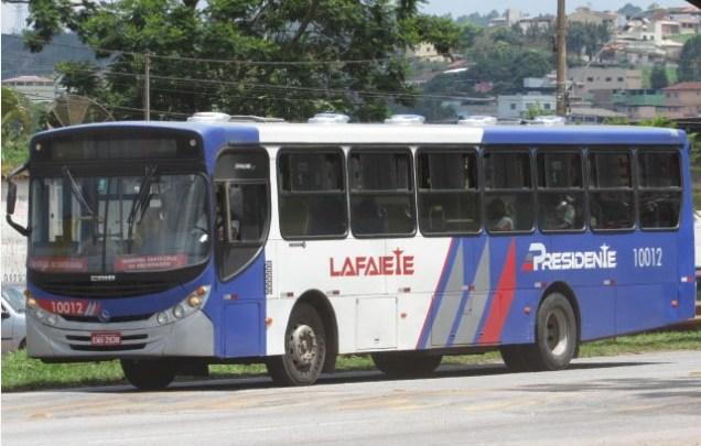 MG: Rodoviários da Viação Presidente realizam nova paralisação em Conselheiro Lafaiete