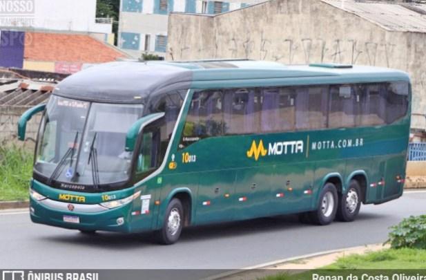 Viação Motta aposta no carnaval oferecendo passagens que vão de R$ 29,00 até R$ 149,00
