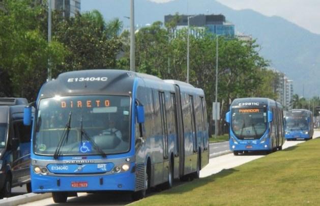 Em crise, BRT Rio anuncia que não tem dinheiro para pagar funcionários