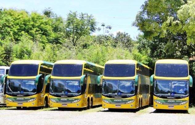 Gontijo anuncia estreia do ônibus DD Unique na Belo Horizonte x Guarapari