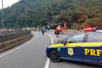 Governo do Paraná recebe comitiva do Pará para tratar do acidente com ônibus na BR-376