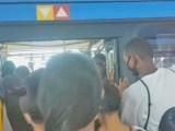 BRT Rio é alvo de superlotação, ônibus sem ar condicionado e atrasos nesta terça-feira 26