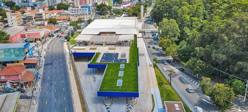 SP: Osasco entrega terminal de ônibus da Vila Yara revitalizado