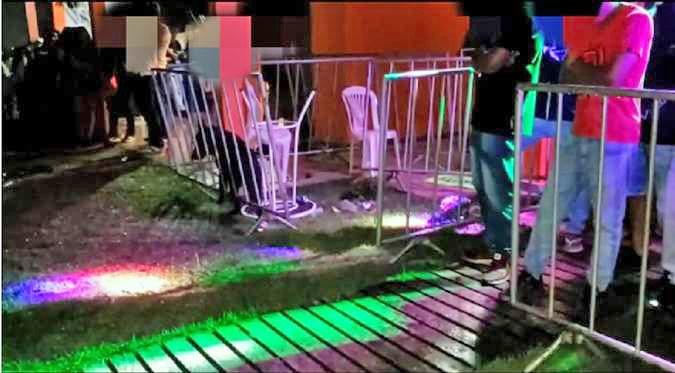 MG: PM usa ônibus para transportar 66 detidos ao acabar com festa clandestina de Carnaval em Betim
