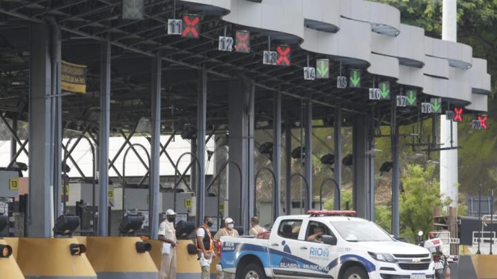Prefeitura do Rio inicia transição para assumir operação da Linha Amarela
