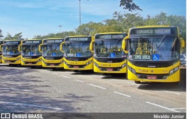 SP: Sorocaba anuncia novos horários em linhas de ônibus a partir desta segunda-feira