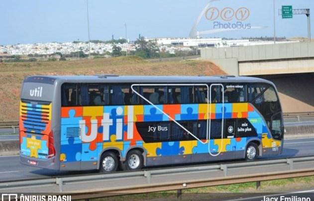 Projeto permite que passageiro acompanhe velocidade do ônibus em viagem interestadual