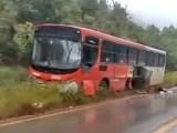 Vídeo: Acidente entre caminhão e ônibus na BR-381 em Caeté chama atenção neste domingo - revistadoonibus