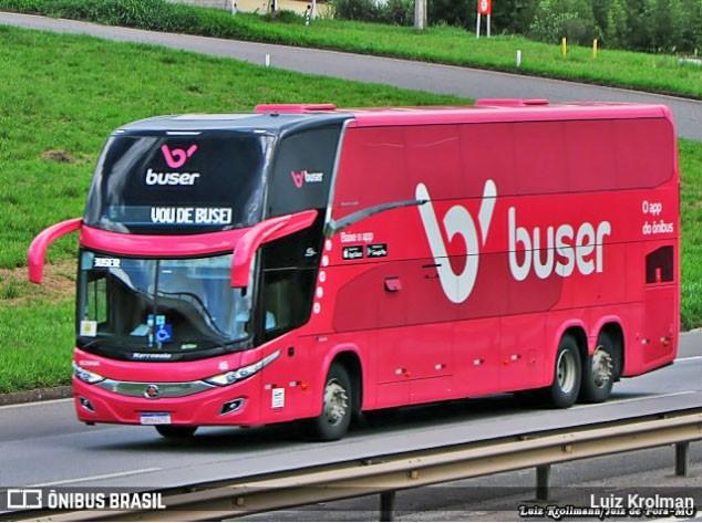 Buser concorre a prêmio como melhor experiência de mobilidade urbana