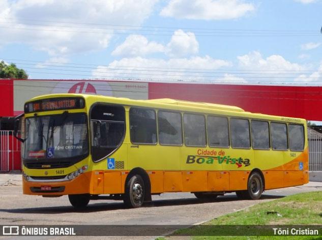RR: Boa Vista anuncia redução na frota de ônibus nesta terça-feira de carnaval