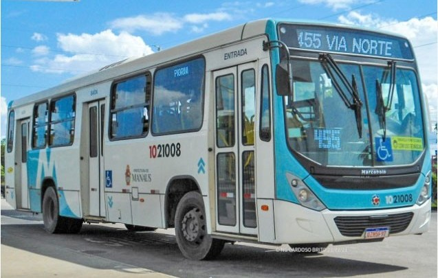 Manaus monta esquema especial de transporte e trânsito para os dois dias de provas do Enem