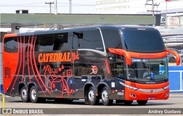 Catedral poderá entrar no Rio de Janeiro em breve operando a linha Rio x Brasília x Rio