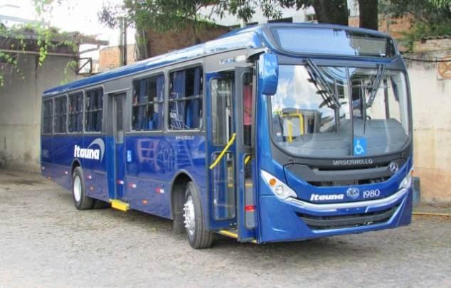 Viação Itaúna renova frota com 3 novos Mascarelo Gran Via Midi