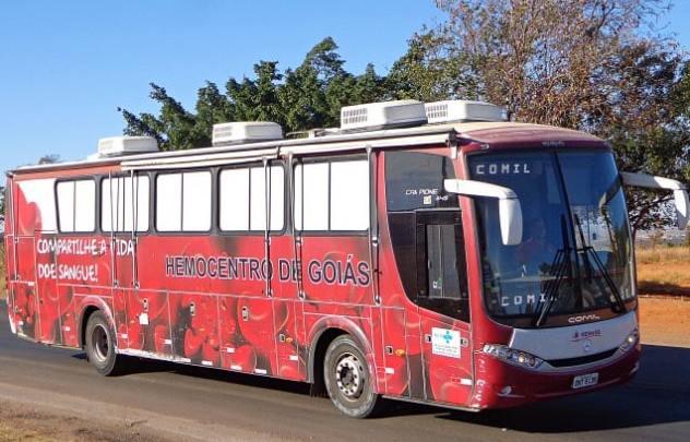 GO: Huapa recebe unidade móvel do Hemocentro na próxima semana