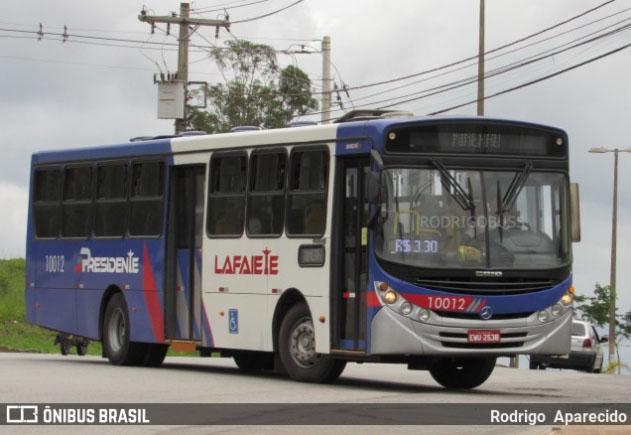 MG: Conselheiro Lafaiete não recebeu proposta de nenhuma empresa de ônibus para contrato emergencial