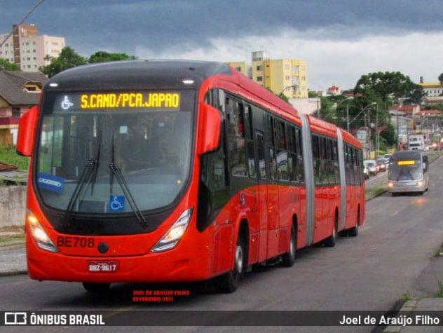 Curitiba reforça linhas para segunda fase do Enem Digital