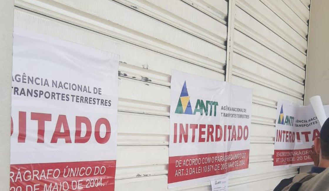 AL: ANTT lacra empresa de turismo que vendia passagens de ônibus irregularmente