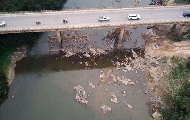 Rondônia: PRF desmente boato sobre queda de cabeceira de ponte na BR-364  entre Jaru e Ariquemes