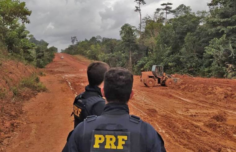 AP: PRF informa que trecho de atoleiro na BR-156 é liberado nesta tarde – Vídeo
