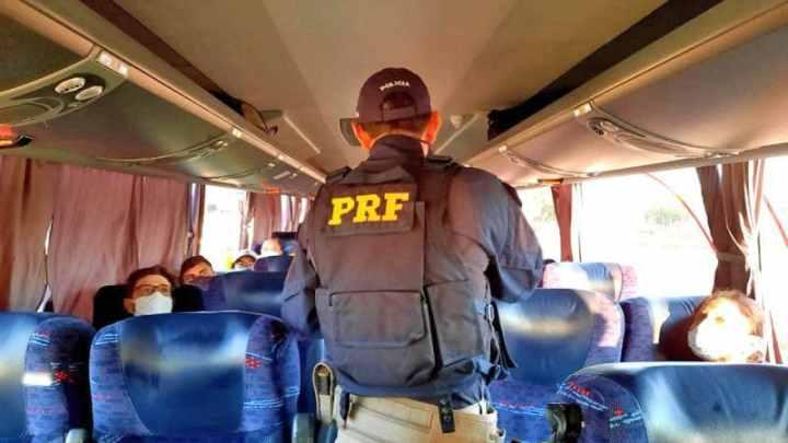 PB: PRF prende homem acusado de importunação sexual contra três mulheres em Campina Grande