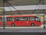 Curitiba: Movimento nos ônibus caiu 25% com medidas de restrição
