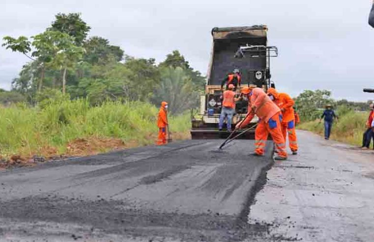 Rondônia: DER recupera trecho de 38 quilômetros da RO-463 que liga o município à BR-364