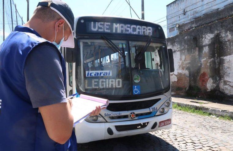 RJ: Secretaria de Transportes de São Gonçalo segue com fiscalização em ônibus municipais