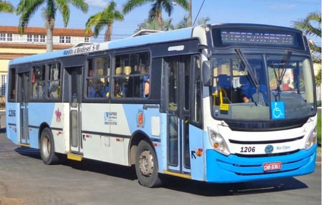 SP: Rio Claro amplia o número de ônibus circulando durante a pandemia da Covid-19