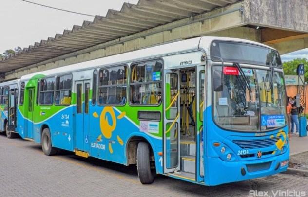 ES: Tiroteio suspende a circulação de ônibus no Planalto Serrano na Serra