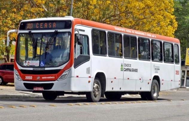 PB: Campina Grande altera o funcionamento dos ônibus. Veja o que muda