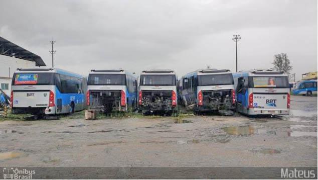 BRT Rio só terão renovação de frota quando licitação ocorrer