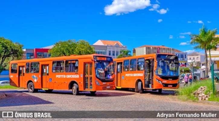 PR: Ponta Grossa decreta lockdown por 10 dias e suspende a circulação de ônibus