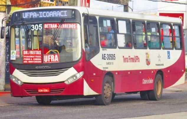 Belém: Procon fiscaliza lotação de ônibus na avenida Almirante Barroso