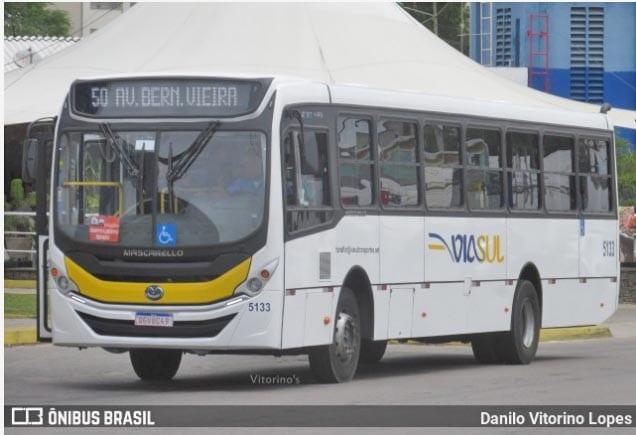 Natal: Rodoviários realizam paralisação contra mudanças em linhas municipais
