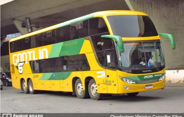 Gontijo conquista mais passageiros na linha Belo Horizonte x Guarapari x Belo Horizonte com seus novos ônibus