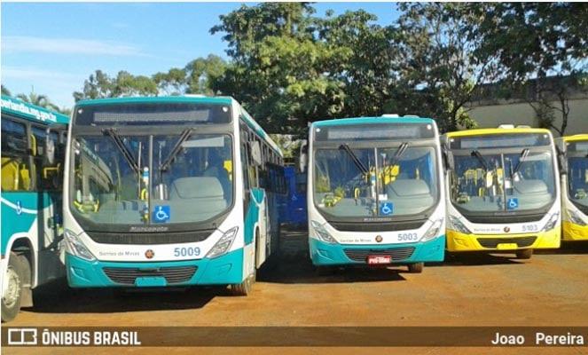 MG: Uberlândia registra paralisação de ônibus pelo segundo dia