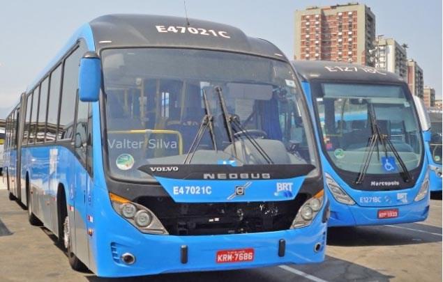 Rio: Eduardo Paes diz que prefeitura fará intervenção no BRT e na bilhetagem eletrônica