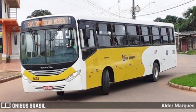 Rio Branco: PM prende jovem que realizou arrastão em ônibus em Senador Guiomard